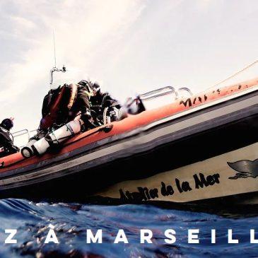 En route pour Marseille…