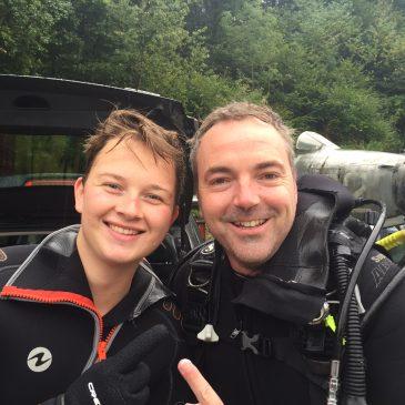 Florian devient plongeur 1*