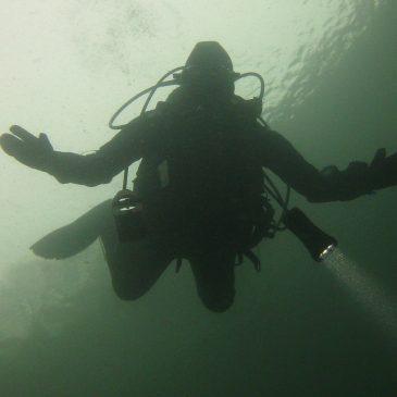 Reprise des plongées en extérieur
